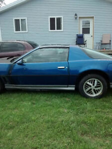 1984 Pontiac Trans Am Coupe (2 door) $3500.00 obo