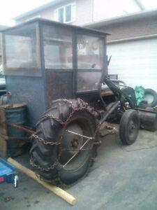 tracteur loader