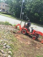 NEED EXCAVATION DONE? we can help !!