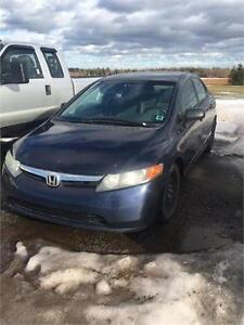 2006 Honda Civic Sdn DX-G - REDUCED