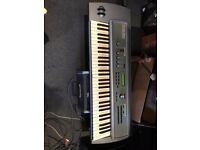 E-mu 'vintage keys' 64 voice classic keyboard