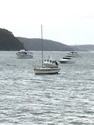 Hood 20ft Mooring minder yacht Palm Beach Pittwater Area Preview