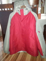 NEW men's winter jacket waterproof - breathable - windproof