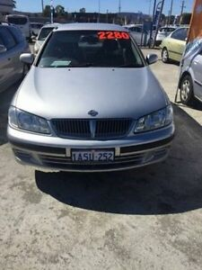 2000 Nissan Pulsar N16 ST Sedan 4dr Auto 4sp 1.8i Silver Automatic Sedan Maddington Gosnells Area Preview