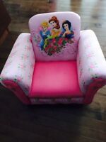 Disney princess girl chair couch rocker for sale