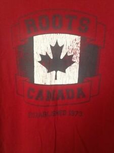 ROOTS LONG SLEEVE London Ontario image 1