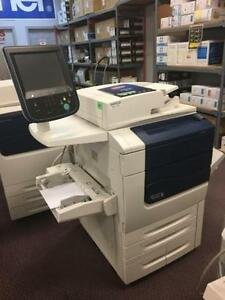 Xerox Color Copiers 560 Light Production Printer Business copy machine Sale BUY LEASE copiers printers