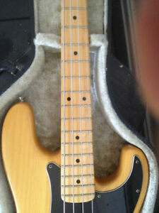 1972 Fender P Bass Cambridge Kitchener Area image 7