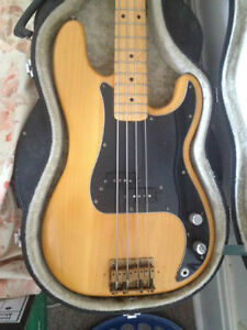 1972 Fender P Bass Cambridge Kitchener Area image 3