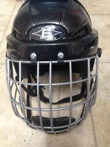 Easton Helmet and Cage