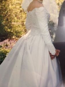 Original Carol Hai Wedding Dress For Sale