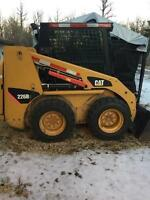 Snow Clearing and Removal Services