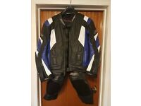 Leather RST Slice Motorcycle Suit