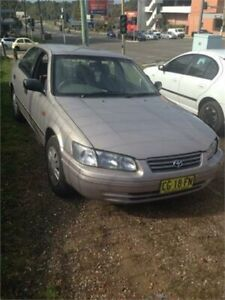 2002 Toyota Camry SXV20R (ii) CSi Silver 4 Speed Automatic Sedan Wentworthville Parramatta Area Preview