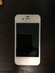 IPHONE 4S 16GB LOCKED TO VIRGIN AND BELL