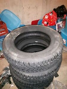 Never Used Winter Tires