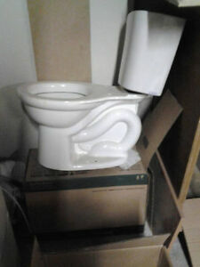 "3 American Standard 16""  Newer Toilets"