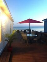 Sherkston Shore - Beautiful Beach Front Trailer For Rent