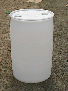 Plastic barrels/ drums for sale