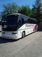 TRANSTARIO Motor Coach & Activity Bus Tours
