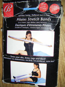 Pilates stretch Bands for sale