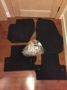 Volvo S60 Carpeted Floor Mats for 2011-1017