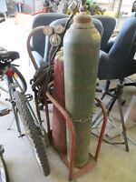 Torch and Cart Online Auction Bidding Closes Sept 17 @ 12