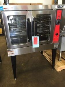 BRAND NEW VULCAN FULL SIZE GAS CONVECTION OVEN SUPER SALE!