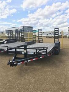 "BlOWOUT SALE!! 18' x 6"" Channel Custom Carhauler Trailer,"