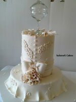 Order your wedding cake early and get 10% Off. REAL AND FAKE