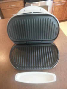 George Foreman - Lean mean fat grilling machine