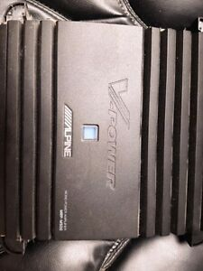 Alpine V-Power MRP-500 Mono Block Amplifier