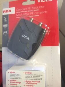 RF Modulator (TV Cable Converter) - New in Box!