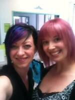 Mel and Jess(formally at peacock and lime) now at Evolve Studio