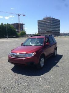 2009 Subaru Forester 5 Speed Manual