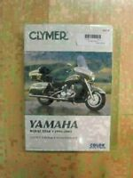 Clymer 98-03 Yamaha Royal Star Service/Repair/Maintenance Manual