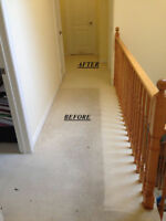 CARPET CLEANING DEEP STEAM