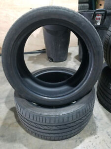 275/40R20 STAGGERED BMW TIRE SET UP 315/35R20