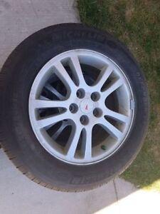 Multiple Tires & Rims For Cheap