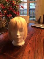 PERRUQUE EUROPEAN HUMAN Hair piece\volumateur VALEUR 937$