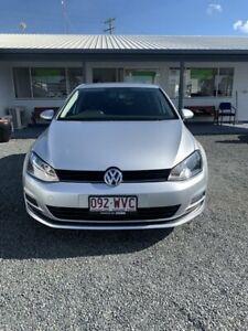 2016 Volkswagen Golf VII MY16 92TSI DSG Limestone Grey 7 Speed Sports Automatic Dual Clutch Mackay Mackay City Preview