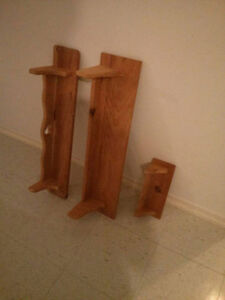 3 different sized shelves London Ontario image 1