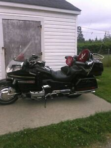 1998 Gold wing