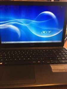 Acer Laptop 1TB ( 1000gb) hard drive, 6 gb ram, HDMI,