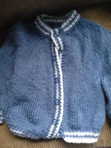 Homemade Sweater - size 2-3