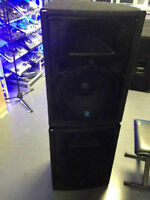 NEUF* SPEAKER YORKVILLE YX 15 ** MADE IN CANADA **