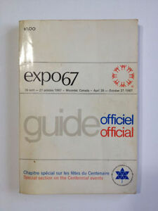 Expo 67 Guide officiel