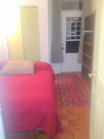Chambre/Room Verdun avec/with conditions