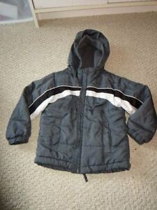 winter coat and snow pants - size 3