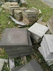 top grade masonry pillars pavers edging blocks Nairne Mount Barker Area Preview